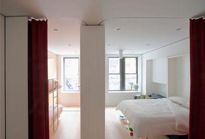 Multi functional apartment