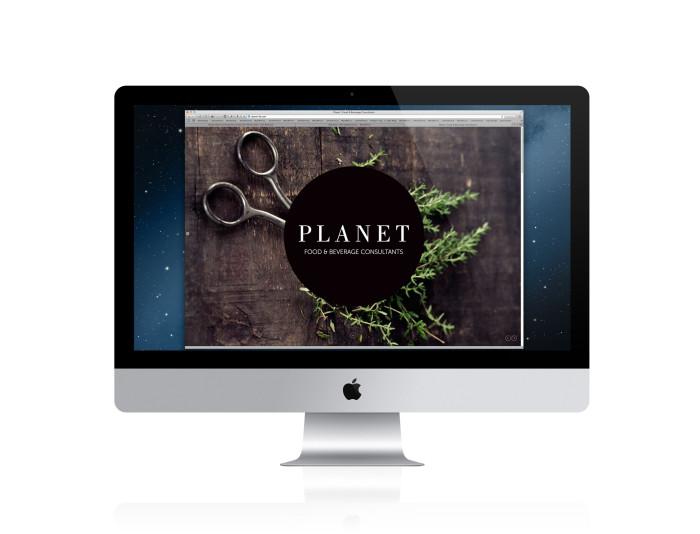 Planet Website