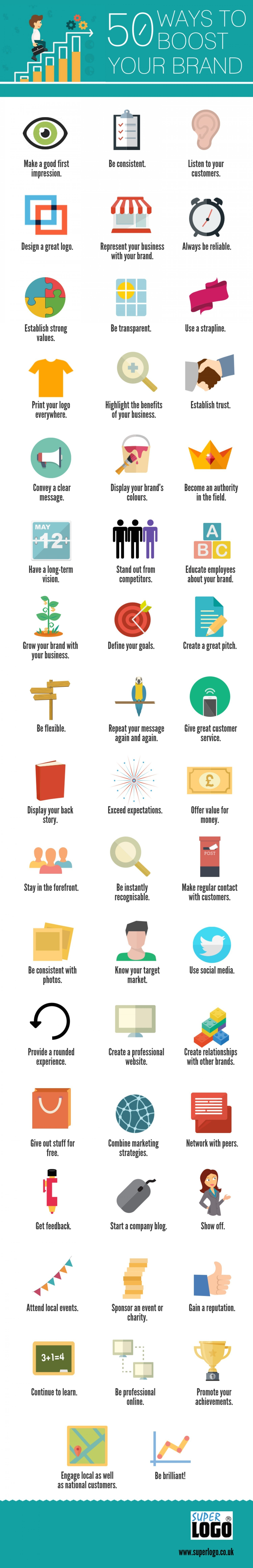 Ways to Boost Your Brand
