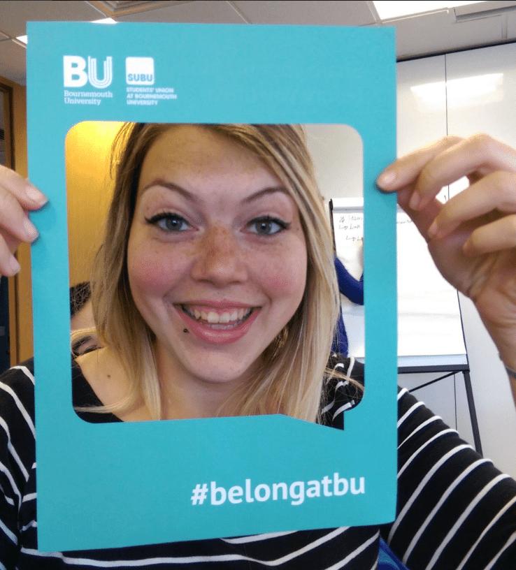Social media campaigns #belongatbu