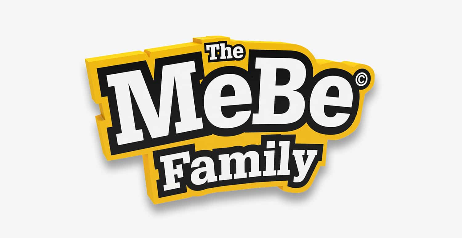 MeBe project brand design and strategy