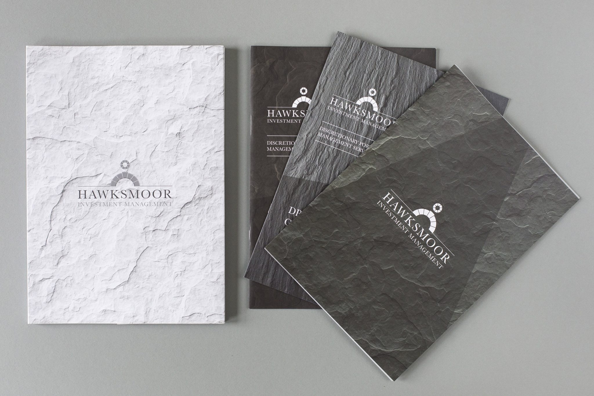 Hawksmoor design and print project