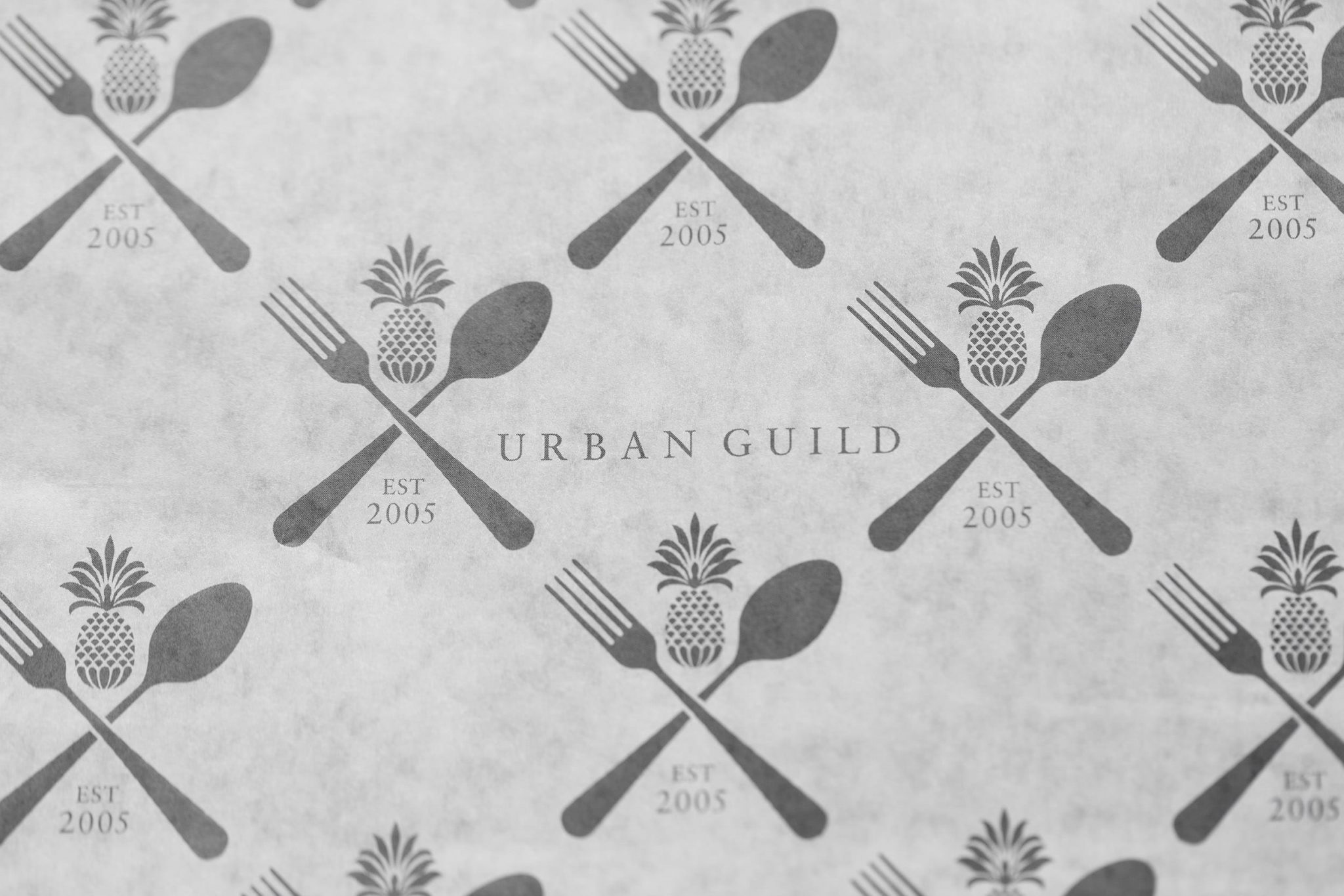 Urban Guild plate liners
