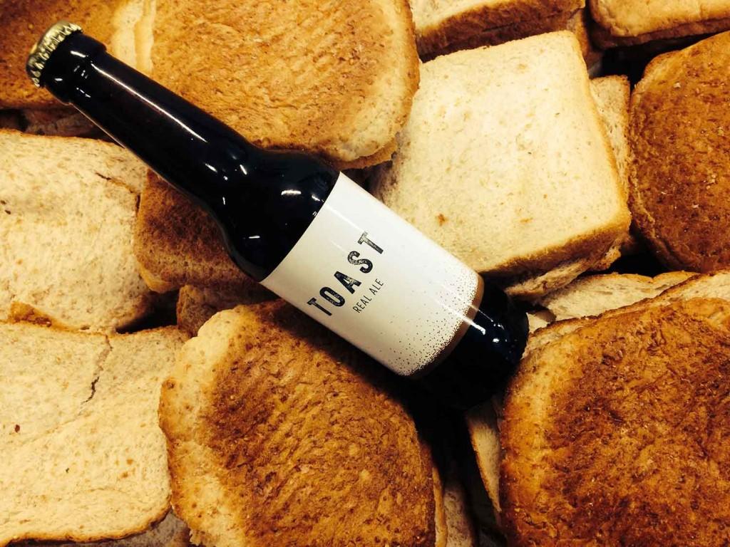 Toast Ale tackling food waste