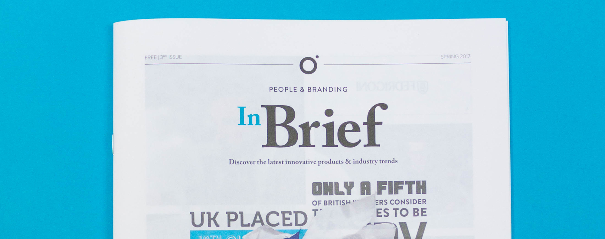InBrief Issue 3: People & Branding