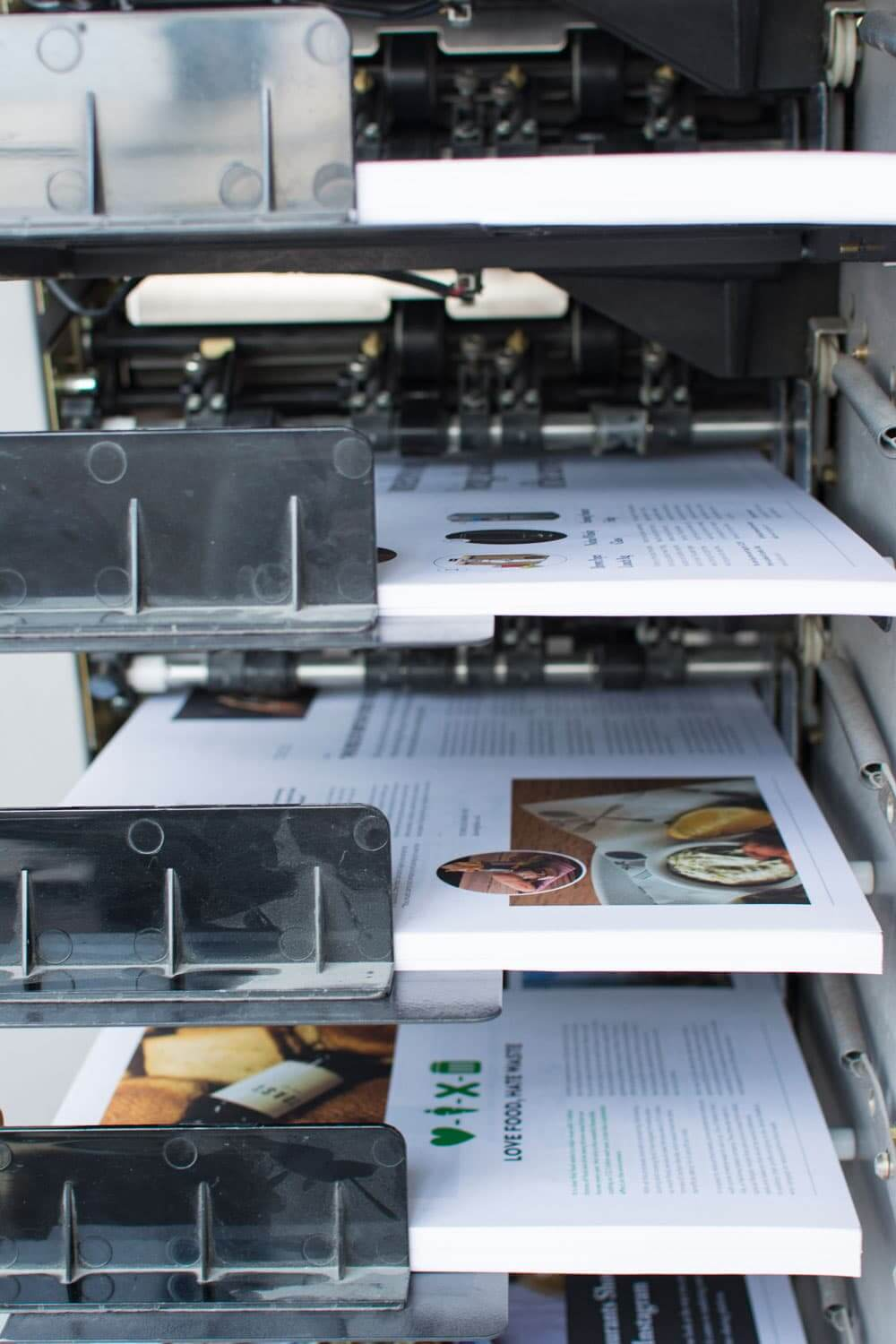 InBrief Printing at The Global Group