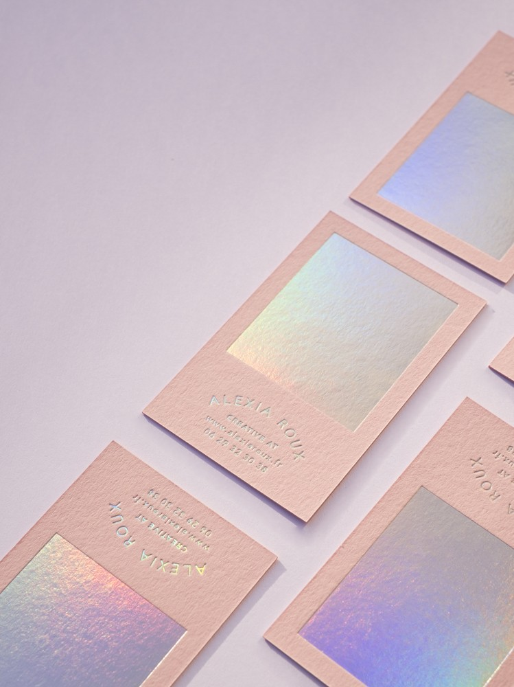 holographic-foiling